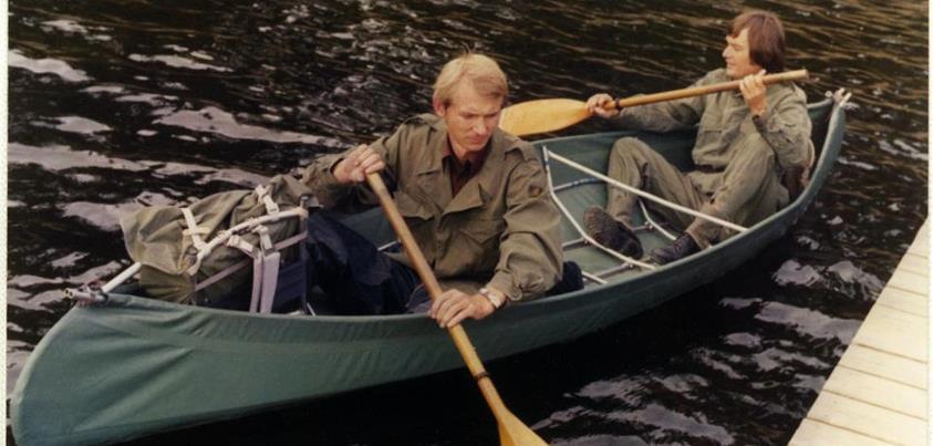 brukt kano til salgs